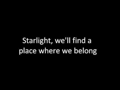 Starlight - Slash (feat. Myles Kennedy) W/Lyrics