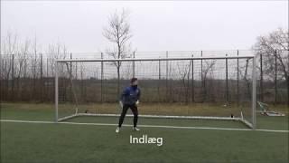 Basic Goalkeeping Techniques: Crosses and Cutbacks