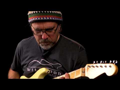Fender Eric Johnson Thinline Stratocaster  •  Wildwood Guitars