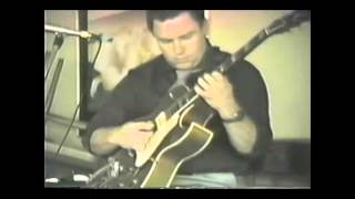 Danny Gatton at Holiday Inn.  Arlington VA. 9/27/87