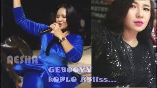 Koplo Abiiss   GOYANG DUA JARI - Nesha  Aura   Aura Musik Sukabumi