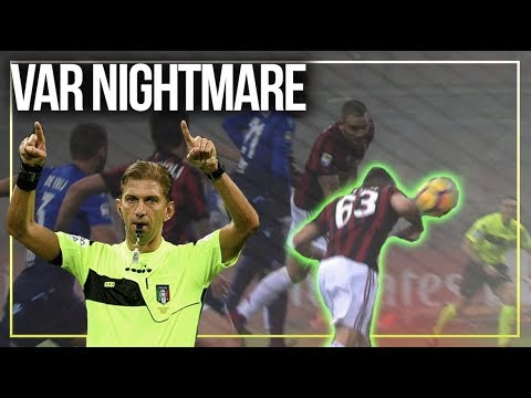 The most disastrous weekend in VAR history... | Serie A Round 22 Recap