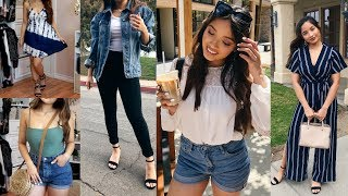 HUGE SPRING TRY ON HAUL 2018 😍(COTTON ON, TARGET, FOREVER 21 + MORE)