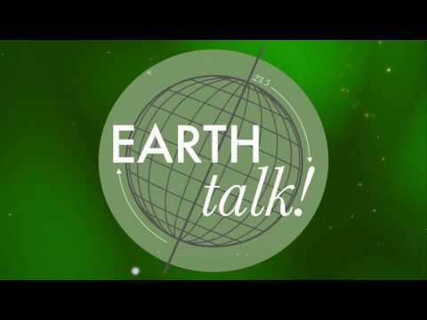Earth Talk! Lecture Series on UALR University Television!