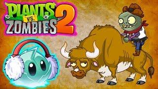 LÓD VS BYK Z DZIKIEGO ZACHODU | PLANTS VS ZOMBIES 2 #111 #admiros