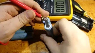 видео Замена аккумулятора на ноутбуке ASUS UL20FT