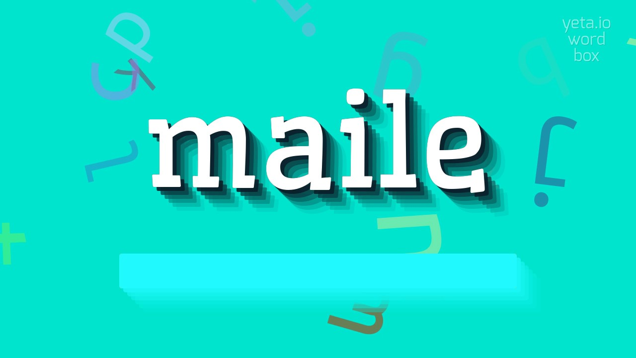 """Download How to say """"maile""""! (High Quality Voices)"""