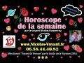 Horoscope du 8 au 14 février 2021 plus voyance gratuite par le voyant médium Nicolas