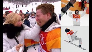 Shaun White wins Olympic gold in Pyeongchang