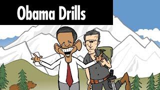 Obama Drills