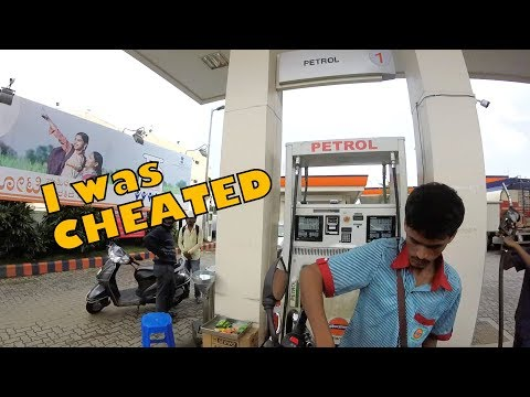 How you are cheated at Petrol Pumps everytime : How to avoid it ??