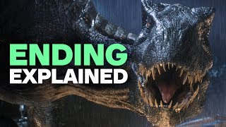 Jurassic World: Fallen Kingdom Ending Explained