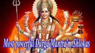 Mangala Roopini | Most powerful Durga Mantra