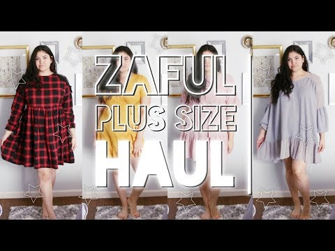 Zaful Plus Size Haul