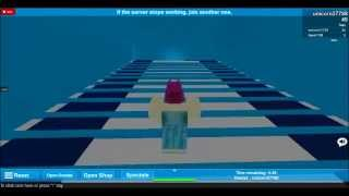 Roblox Frozen Freeze tag 1
