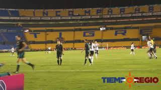 Tigres vs Santos | Emociones y Goles Jornada 10 Liga Mx Femenil 2017