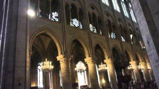 Walking Notre Dame HD Video Tour w/Spiritual Music