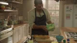 Robertsons Masterclass - Cheesy Garlic Bread With Home - Made Herbed Butter