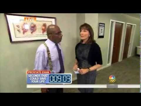 Prostate Cancer on the Today show with Matt Lauer, Al Roker and David B. Samadi, MD