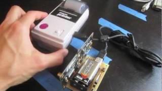 LRF + Game Boy Printer Hack: System Details