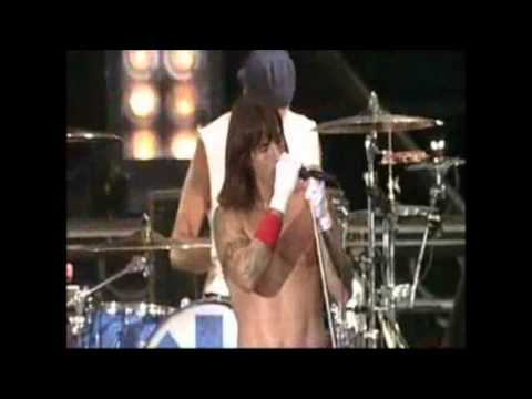 Red Hot Chili Peppers - Brandy (You're a Fine Girl) (Vinyl Rip) LIVE IN HYDE PARK
