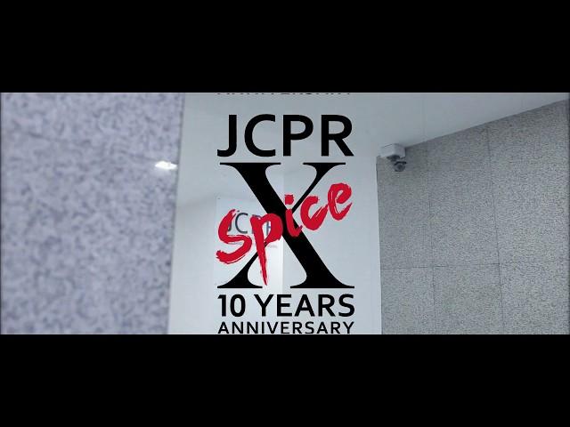 JCPR x Spice 10 Years Anniversary