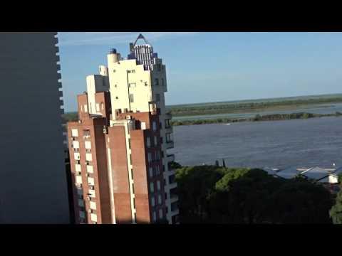 Rio Paraná Rosario Santa Fe Argentina