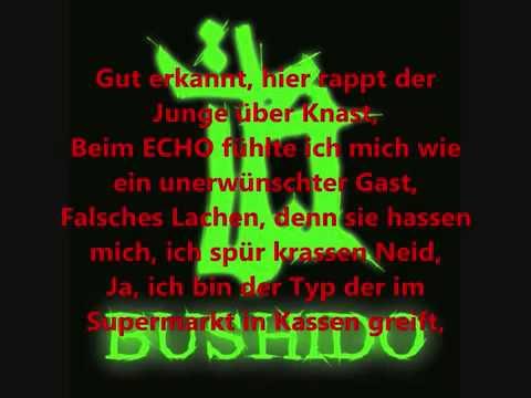 Bushido - Alles Verloren Lyrics