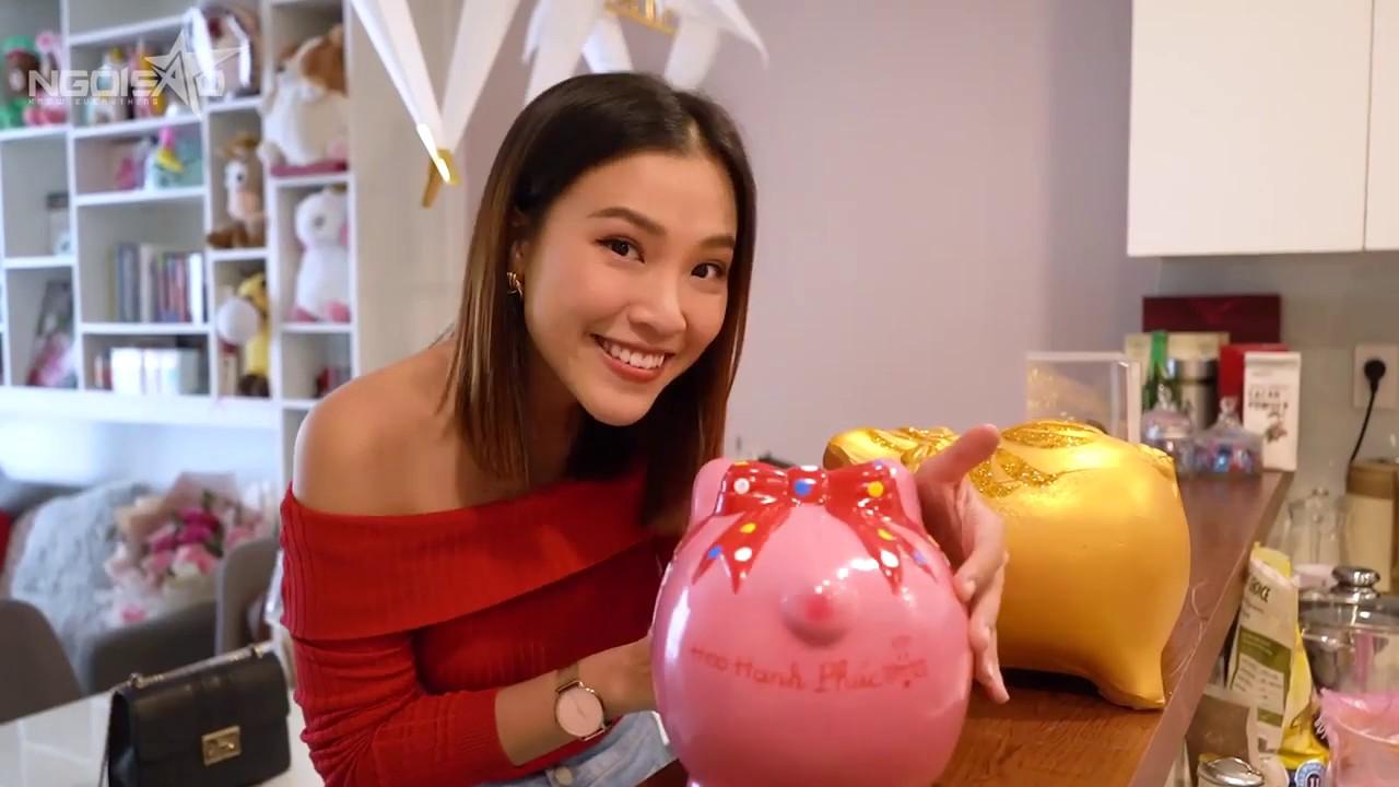 Căn hộ chung cư 66m2 của Á hậu Hoàng Oanh | Ngoisao.net