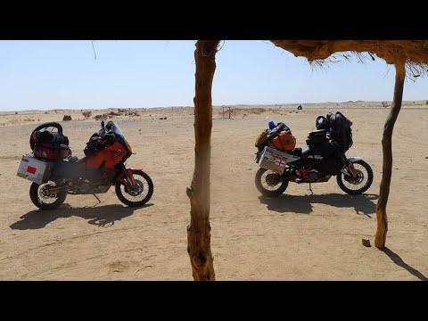KTM 990 Adventure in Ethiopia