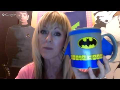 Batman DC Comic Coffee Mug @ Dont Know Jax - Lewisville Pop Culture Store