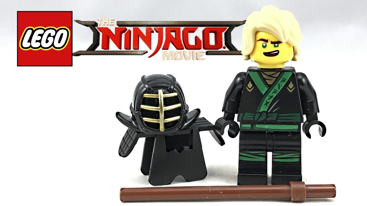 Rare LEGO Ninjago Movie Kendo Lloyd review! 2017 polybag 30608 ...