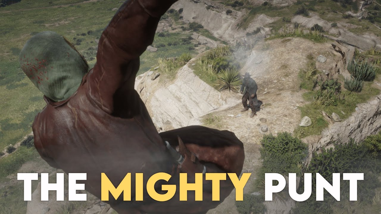 The Mighty Punt (Red Dead Redemption 2 Modded)