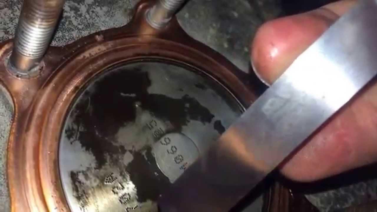 yamaha blaster piston clearance [ 1280 x 720 Pixel ]