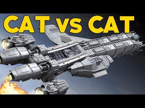 MULTICREW CATERPILLAR BATTLE | Star Citizen Alpha 2.6.3 | Part 448 (Star Citizen 2017 PC Gameplay)