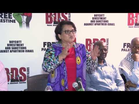 Jessie Duarte; Commandante Fidel Castro BDS SA Tribute Event