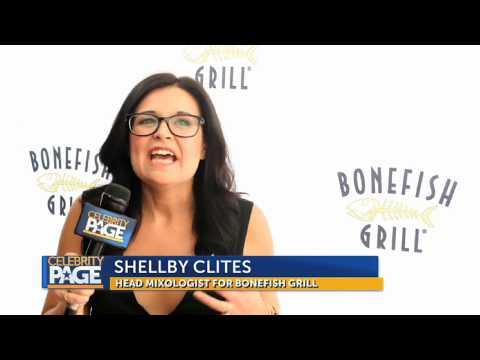 Bonefish Grill At New York Fashion Week