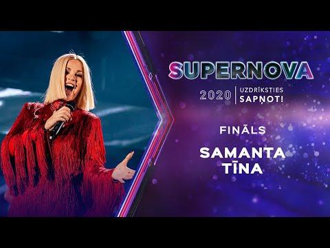 """Samanta Tīna """"Still Breathing�   Supernova 2020 FINĀLS"""