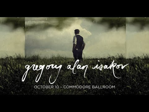 Gregory Alan Isakov - All Shades of Blue (LIVE)