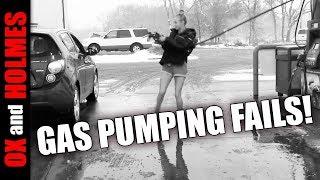 Oregon Gas Pump Fails