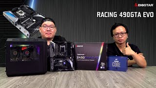 《XFastest 科技開箱》BIOSTAR RACING Z490GTA EVO 開箱直播
