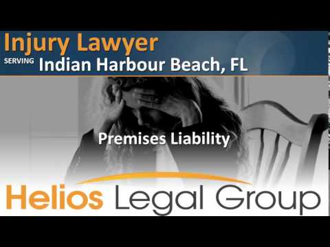 Indian Harbour Beach Injury Lawyer - Florida