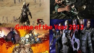 R3D's Game of the Year 2012