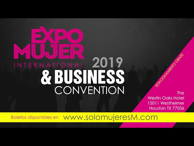 EXPO MUJER 2019 UNIVISION