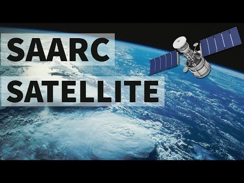 SAARC Satellite - India's gift to South Asia