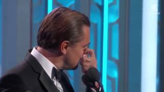 Ди Каприо Оскар /Леонардо Ди Каприо наконец-то получил свой первый «Оскар»!