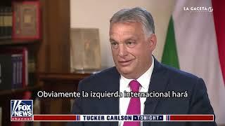 Orbán:'Somos la prueba de que un modelo conservador tiene más éxito que el liberalismo izquierdista'