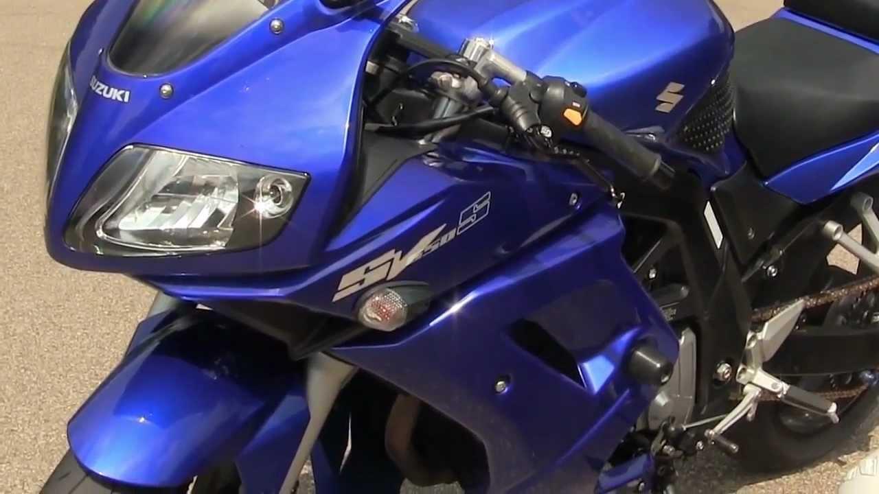 2005 Suzuki Sv650s Walkaround