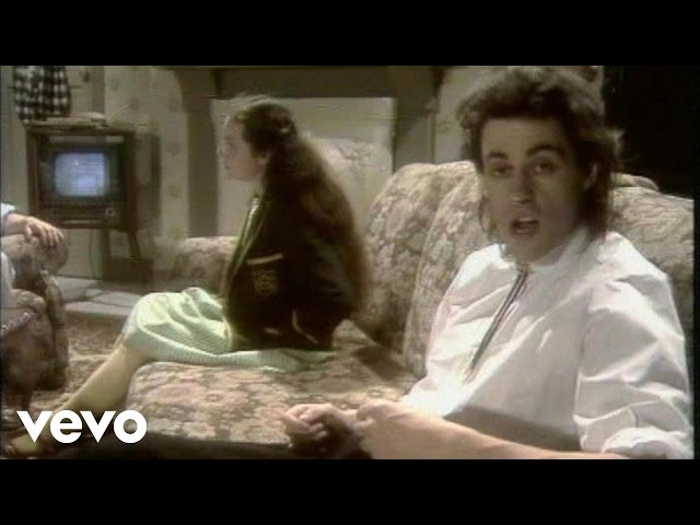 The Boomtown Rats - I Don't Like Mondays (Official Video)