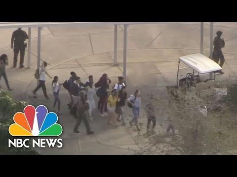 Florida Student Recounts School Shooting | NBC News